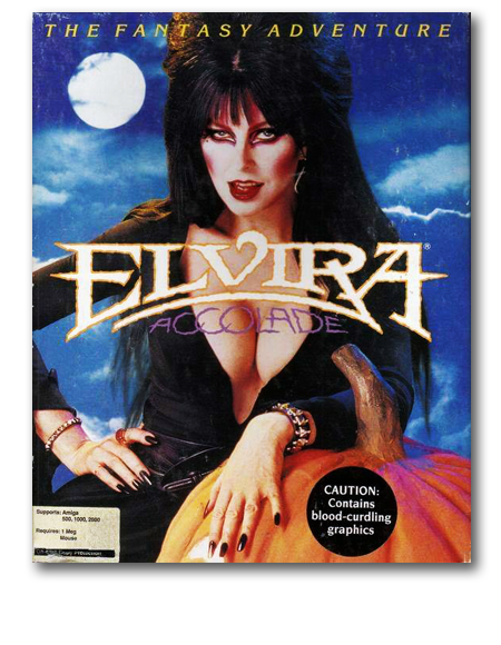 Elvira Mistress Of The Dark..