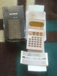 Casio CQ - 81 Pocket calculator